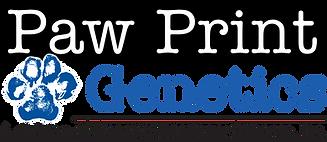 Paw Print Genetics Logo