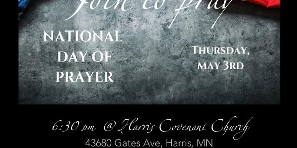 National Day of Prayer Community Gathering