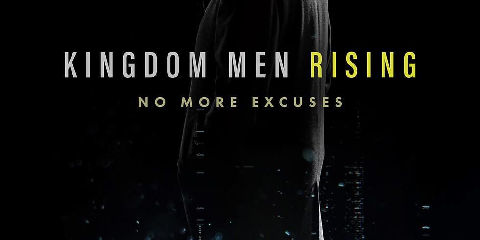 Kingdom Men Rising Movie Night for Guys!