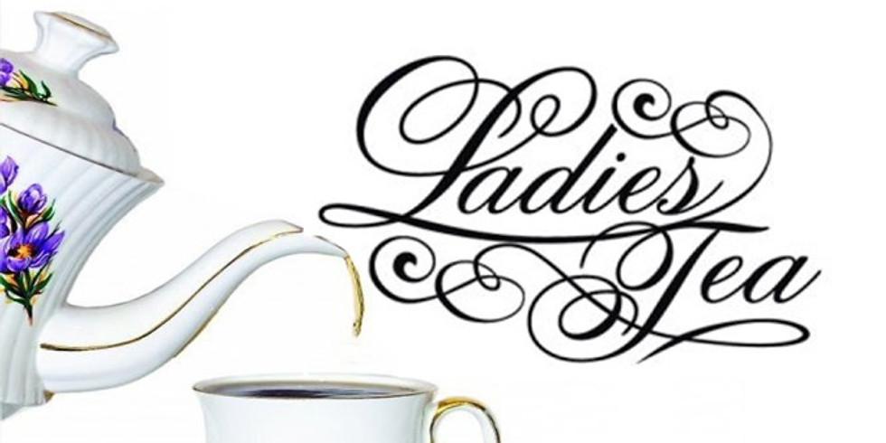 Annual Ladies Tea