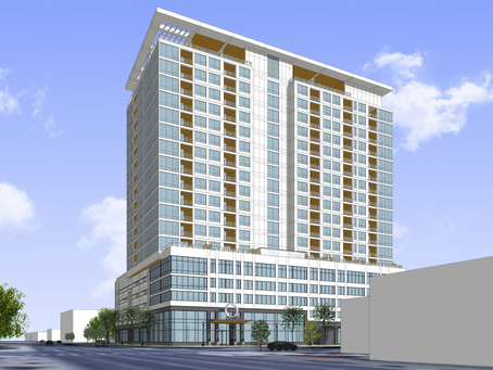 Boise Skyline Continues to Change with the 19-Story Ovation Project