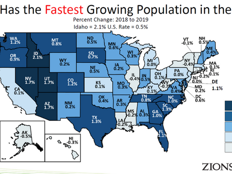 Idaho Survives The Economic Storm