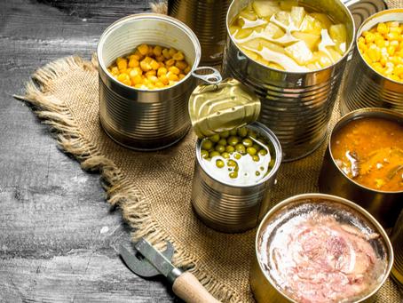 CNW Giveback | Canned Food Drive
