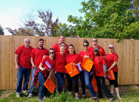 Commercial Northwest & Nancy Lemas Team Participate In KW Red Day