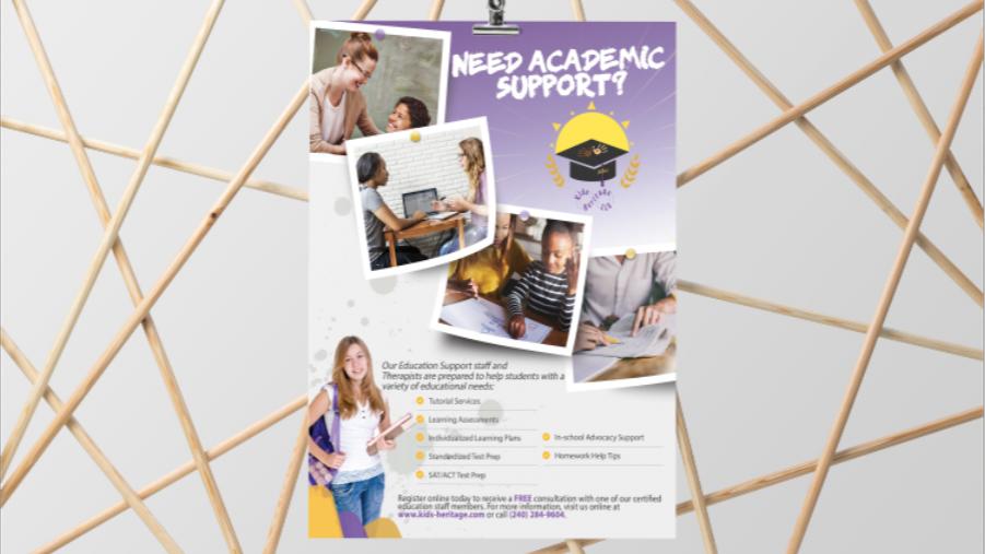 E-Flyer / Brochure Design