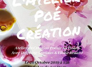 Atelier de Poé Création
