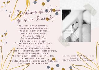 """""""La Beauté de la Vie est plus forte que l'obscurantisme"""" - Laura Rucinska"""