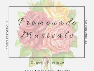 Promenade Musicale au Violoncelle