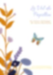 Affiche Le Vol du Papillon - www.lesetoi
