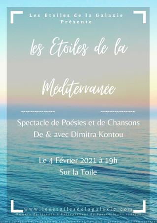 Voyage Poétique au Coeur de la Méditerranée