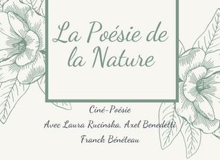 La Poésie de la Nature