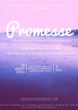 Promesse - Conte Poétique en Musique