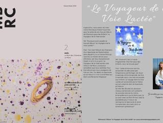 """L'Album de Chansons """"Le Voyageur de la Voie Lactée"""""""