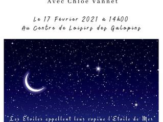Vega rencontre les Enfants en Février pour un Voyage Poétique