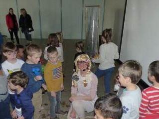 Fleur de Lune a plu aux Enfants