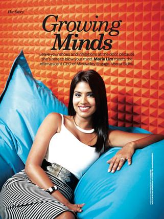 Her World Magazine (Feature)