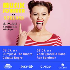 Musik Sommer am Schloss 2021