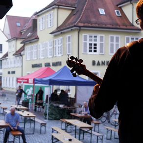 Musik Sommer am Schloss 2021 - Ron Spielman