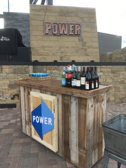 power service bar