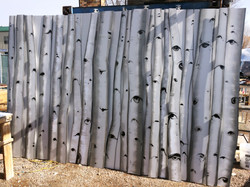aspen wall