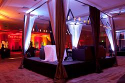 canopy lounge