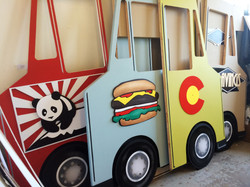 food truck facades