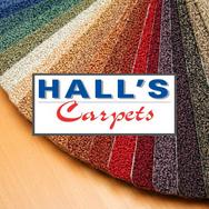 HALL'S CARPETS