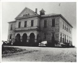 Euharlee Institute, built 1896