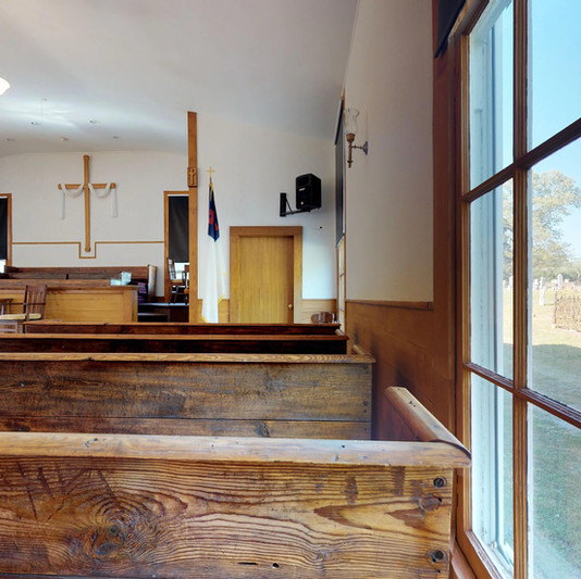 From the pews