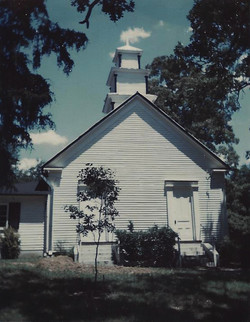 Historic Euharlee Baptist Church