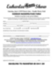 4 Wheel Drive Show Vendor Registration.j