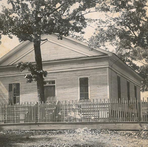 Historic Euharlee Presbyterian Church