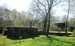 Lowry Grist Mill Ruins