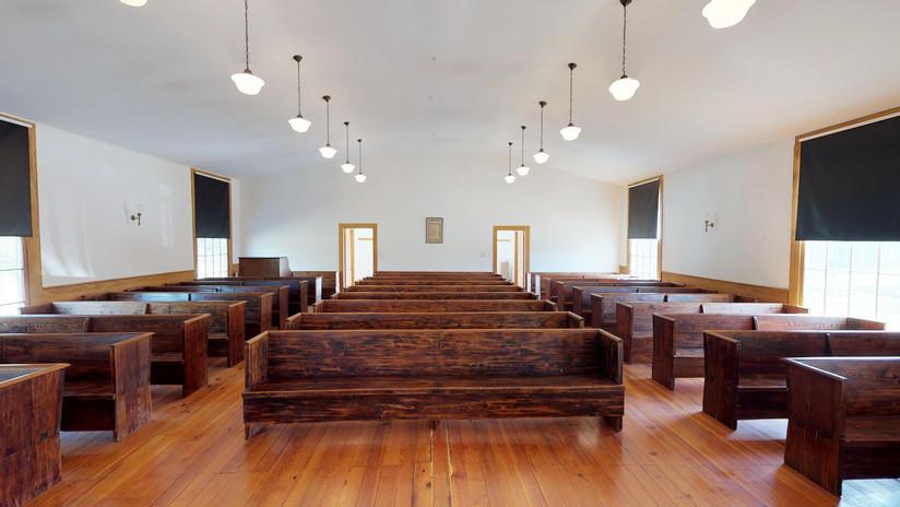 Presbyterian Interior