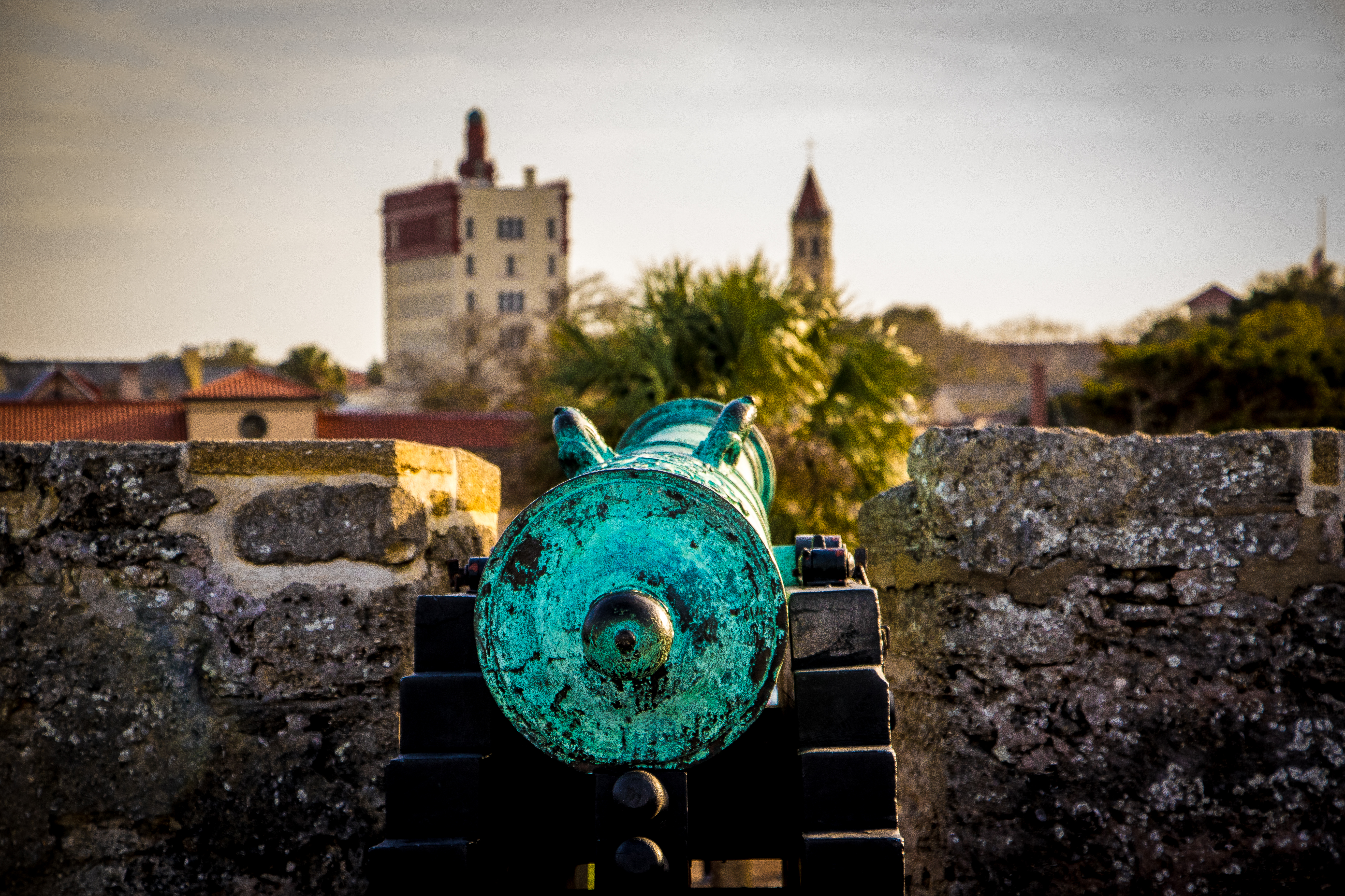 St.Augustine Cannon