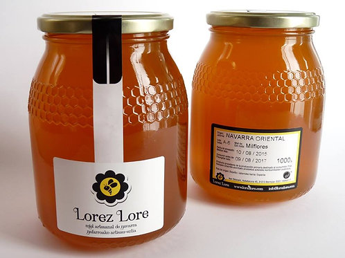250grs Milflores Honey