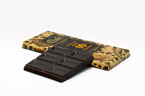 Chocolate negro de 90% cacao