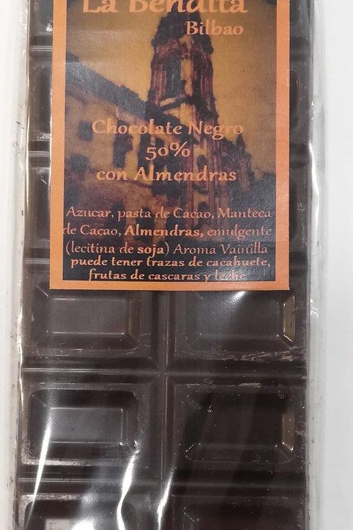 Chocolate Negro de 70% de Cacao