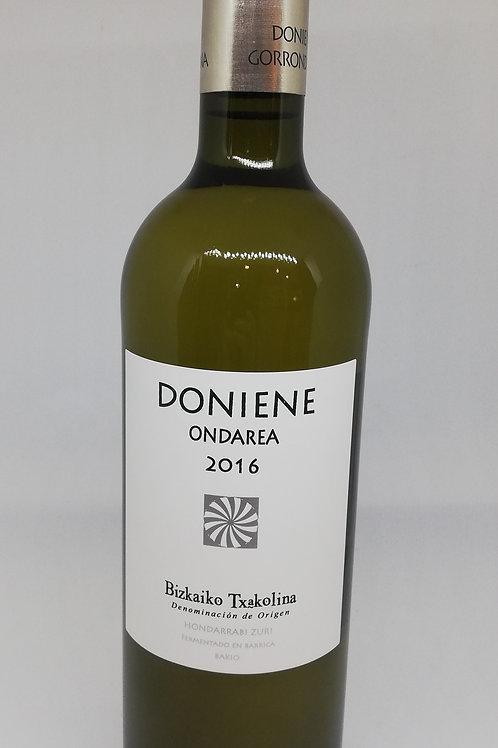 Doniene Ondarea 2017