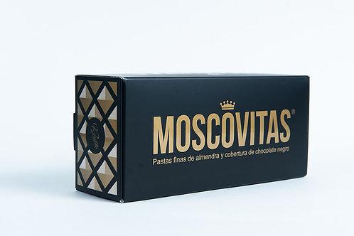 Moscovitas Chocolate Negro 160 gr.