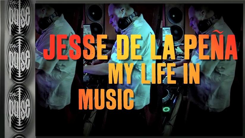 """Illinois Music Stories """"The Pulse - Jesse De La Pena Part 1"""""""