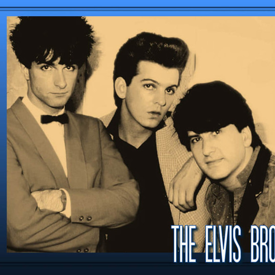 THE ELVIS BROTHERS