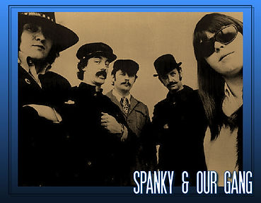 ILL ARTIST PIC FRAME_SPANKY & OUR GANG_0