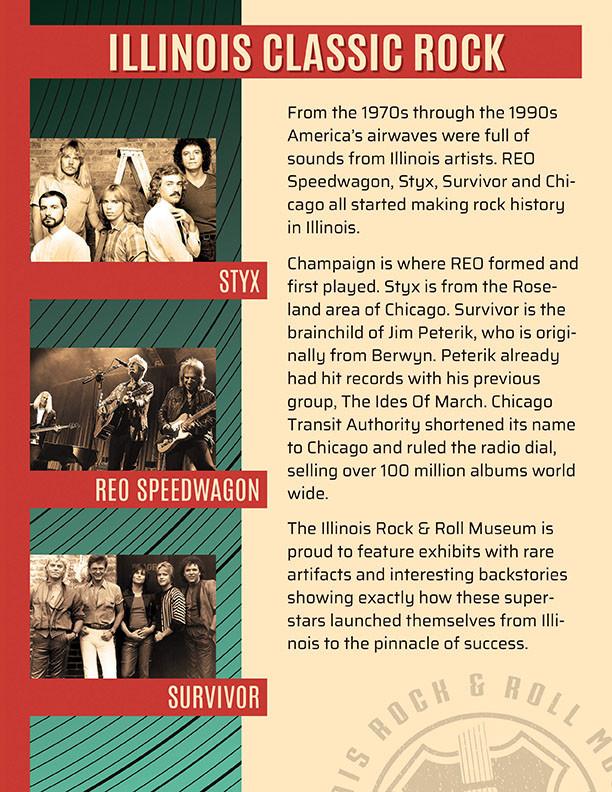 Illinois Classic Rock