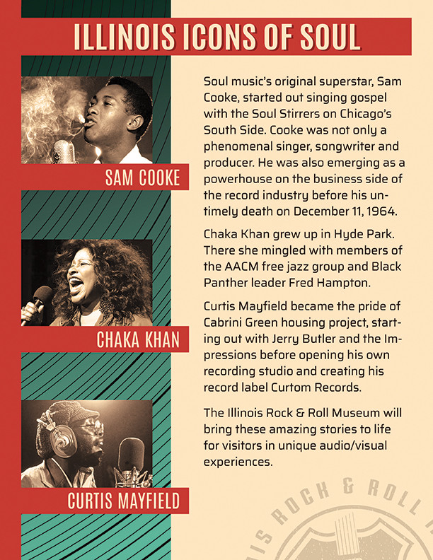 Illinois Icons of Soul