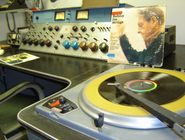 Playing a record WAJP .JPG