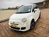 FIAT 500 1.2 SPORT EDITION 69BHP 3-DOOR