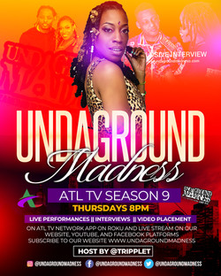 Undaground Madness ATL TV 2