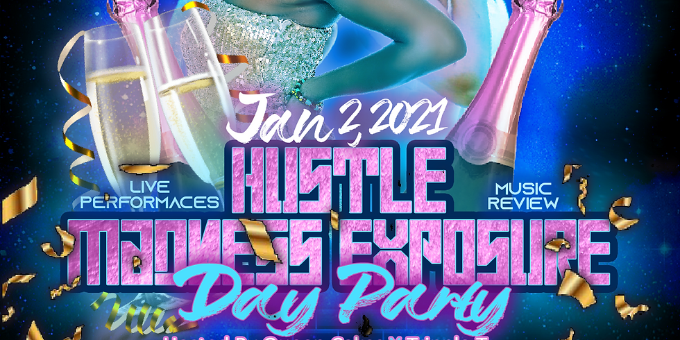 Hustle Madness Expsoure Day