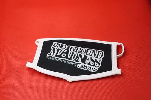 Undaground Madness TV Keychain